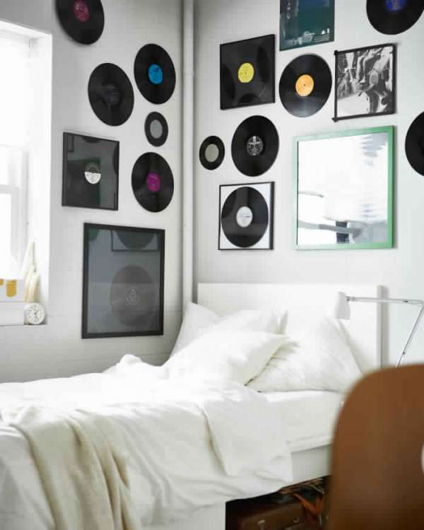 decoration murale vinyle. Black Bedroom Furniture Sets. Home Design Ideas