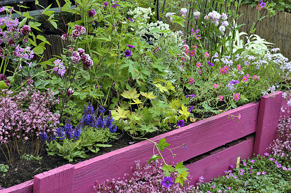 Des Idees Originales De Bordures De Jardin Bricolage Maison