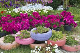 Des idées originales de bordures de jardin ! - Bricolage maison