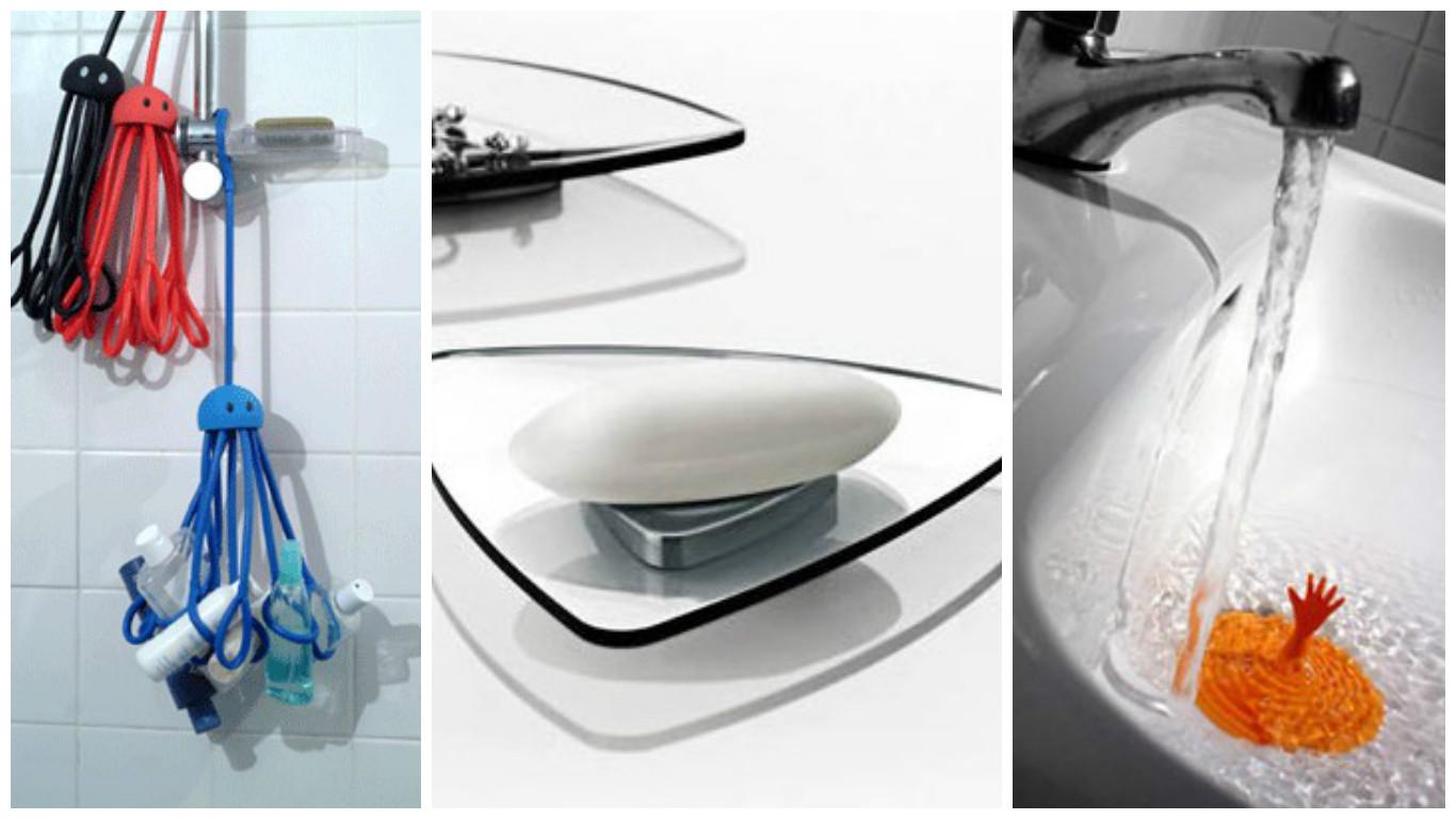 Des accessoires design pour ma salle de bain astuces for Accessoires de salle de bain design