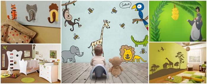 Coloriage Enfant Qui Range Sa Chambre : Préparer le nid de votre futur bout choux en décorant