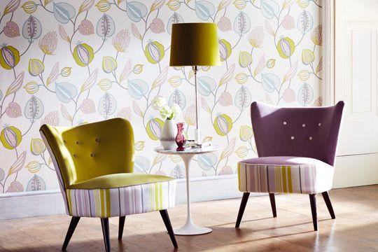 peinture ou papier peint quel est le bon choix pour votre maison astuces bricolage. Black Bedroom Furniture Sets. Home Design Ideas