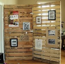 murs en palettes