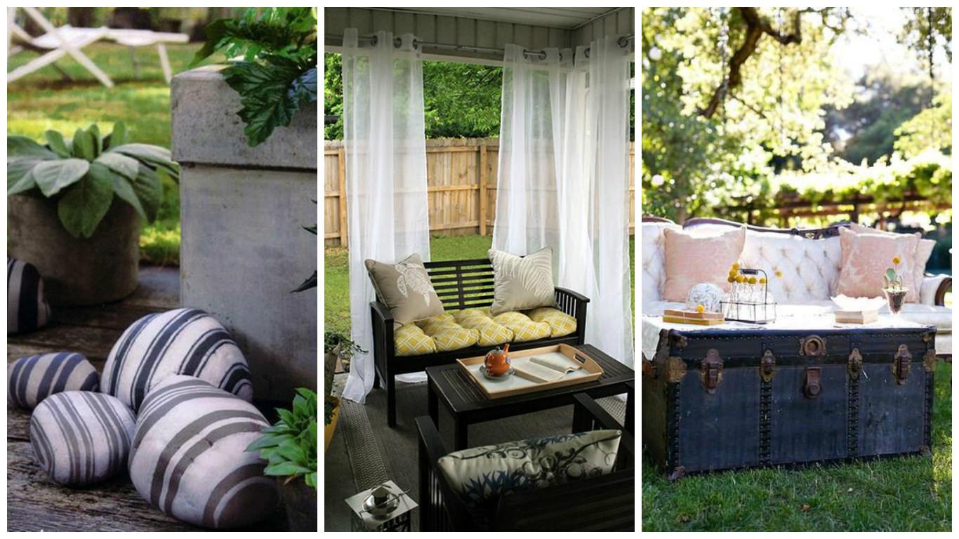 10 astuces conomiques pour transformer son jardin en - Astuce bricolage jardin ...