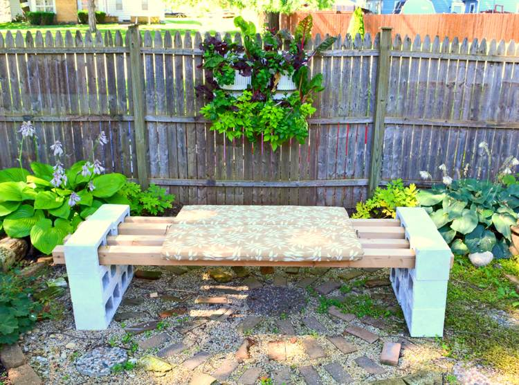 Beautiful Table De Jardin En Bois A Faire Soi Meme Contemporary