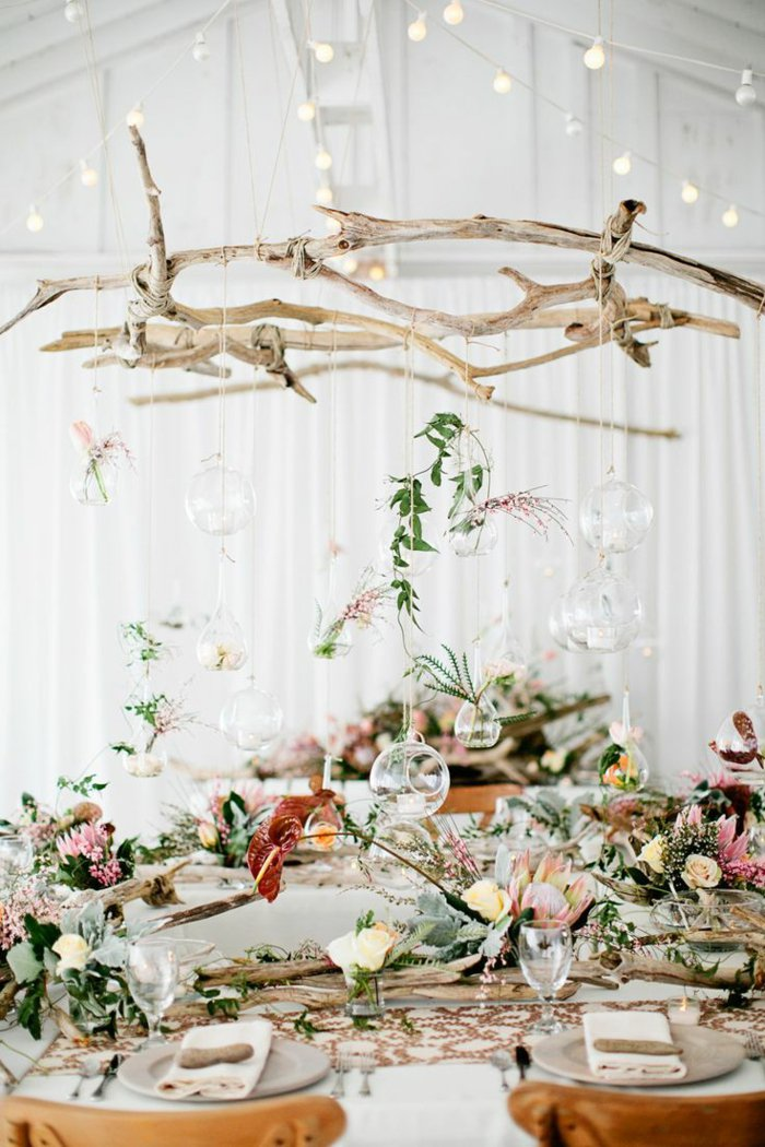 Objet Decoration Table Mariage
