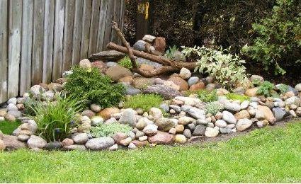 jardin en rocaille