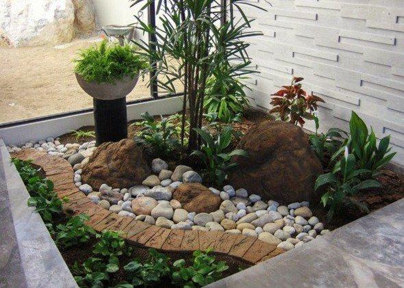 Comment cr er un jardin en rocaille astuces bricolage for Amenagement petit espace jardin