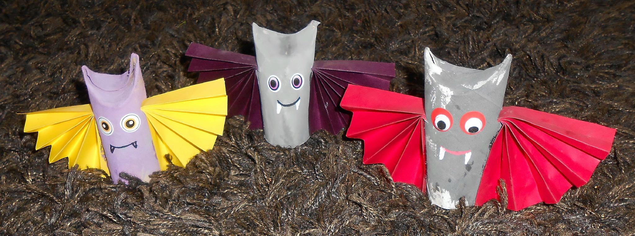 D Coration Faire Pour Halloween Avec Des Rouleaux De Papiers Toilettes Astuces Bricolage