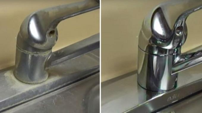 L 39 astuce pour d tartrer la robinetterie astuces bricolage for Nettoyer les robinets de salle de bain