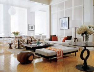 comment r aliser un d cor feng shui astuces bricolage. Black Bedroom Furniture Sets. Home Design Ideas