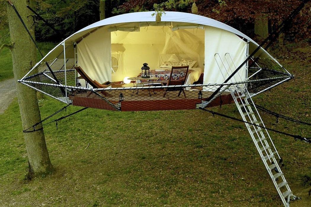 Une collection des plus belles conceptions de tente ...