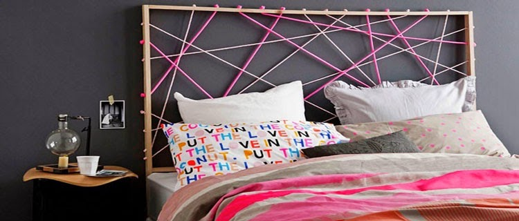 30 id es cr atives r aliser avec une corde astuces Faire sa chambre