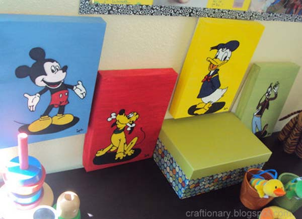 DIY-Wall-art-for-kids-room-7