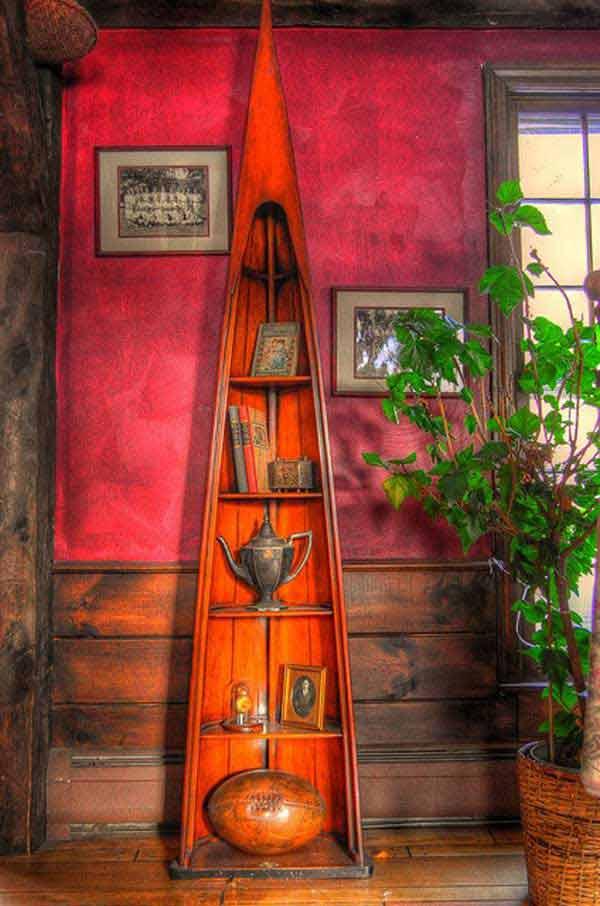 Des idées créatives de récupération de bateau! - Bricolage ...