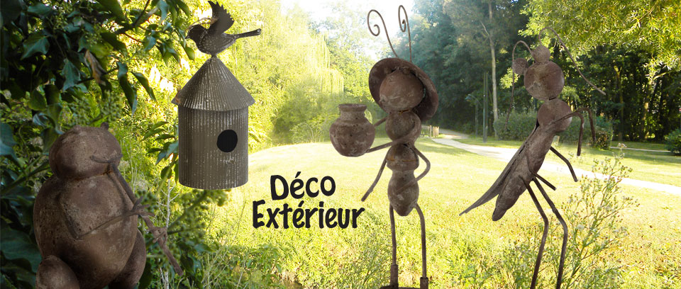 Le look ou l allure ext rieure de la maison astuces for Decoration exterieur de jardin