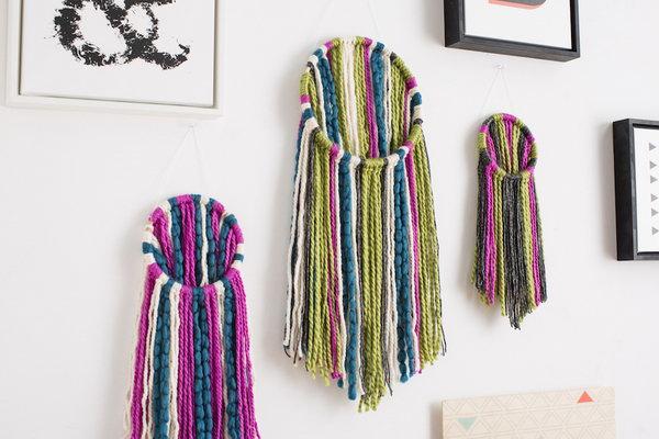 fils en laine