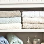L'astuce pour redonner toute la douceur à des serviettes devenues réches!