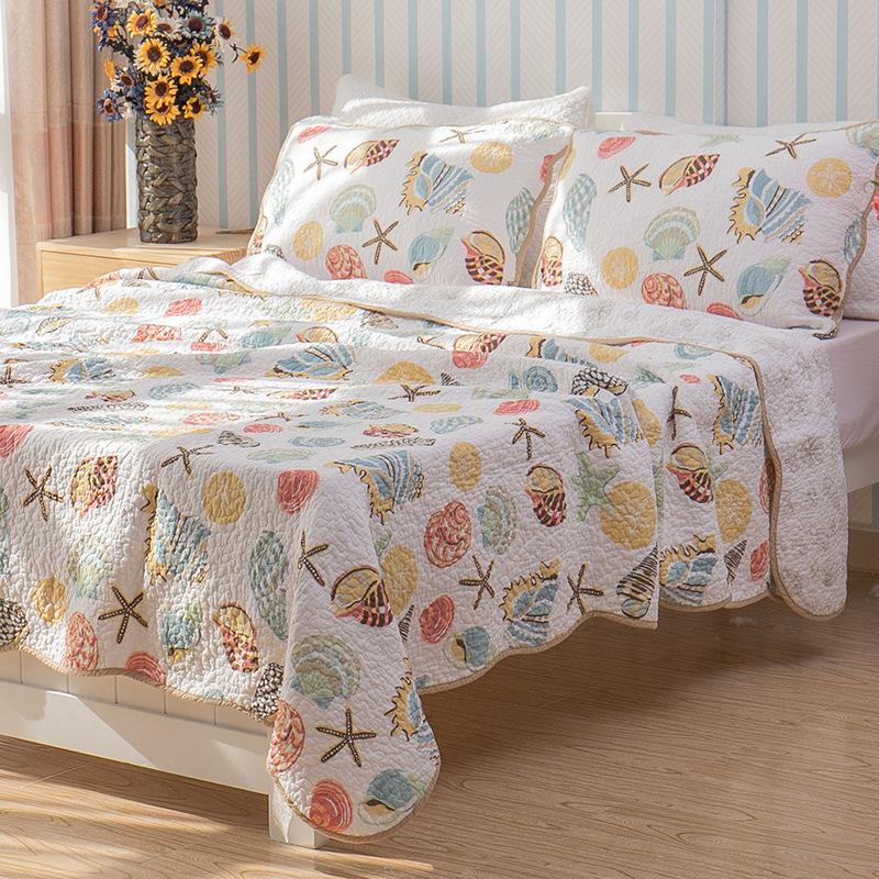 comment laver un couvre lit matelass astuce astuces. Black Bedroom Furniture Sets. Home Design Ideas