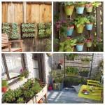 Des jardins suspendus pour le gain d'espace!