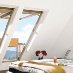Les ouvertures de toit: fenêtres de toit!