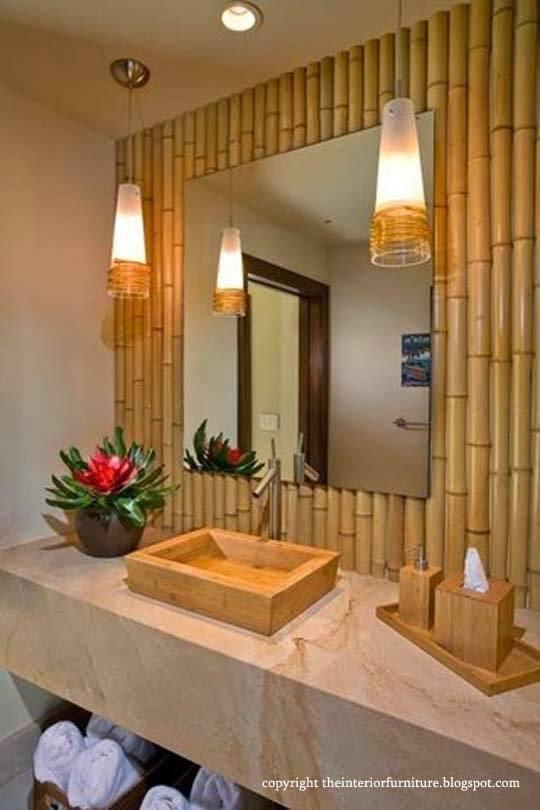 salle de bain mirroir