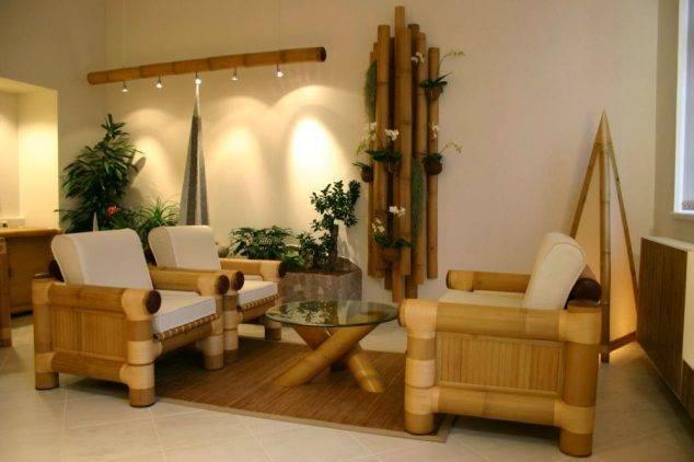 decotation bambou