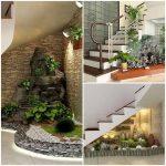 Optimiser l'espace sous les escaliers avec un jardin d'intérieur!