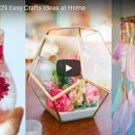 DIY et création pour décoration de chambre