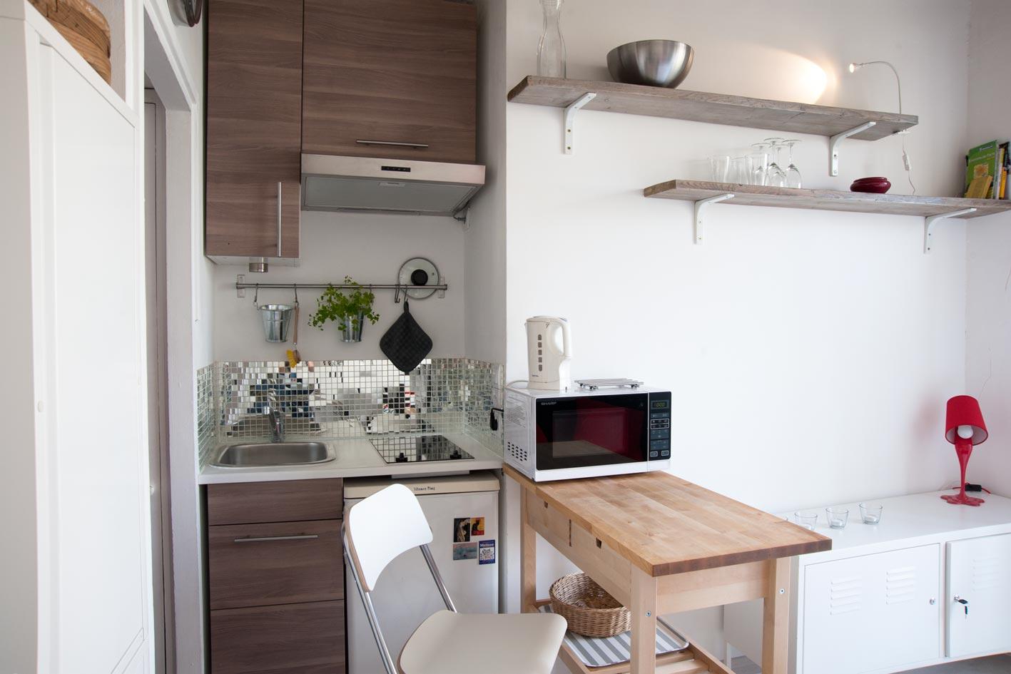 Astuce comment meubler un petit studio bricolage maison - Meubles petits espaces ...