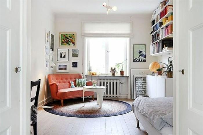 Astuce comment meubler un petit studio bricolage maison