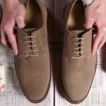 Comment imperméabiliser les chaussures en cuir ?
