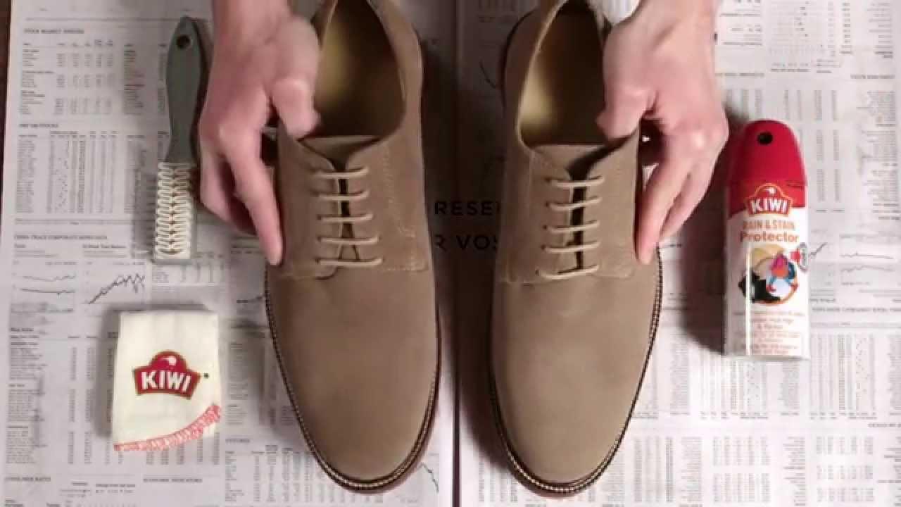 impermeabiliser chassures cuir