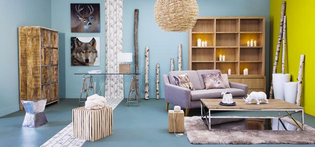 Découvrez nos idées déco pour un style nature dans le salon astuces bricolage