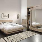 Ergonomie des meubles dans la chambre à coucher!