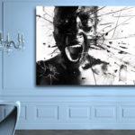 Peinture sur toile pour votre décoration