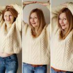 Astuce Pull en laine rétréci : idée pour lui donner la forme d'origine