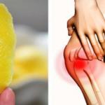 Avec du citron: Voici comment soulager vos douleurs articulaires!