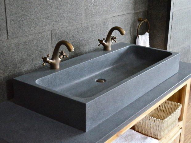 materiaux lavabo