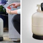 Trucs et astuces  pour vérifier le niveau votre bouteille de gaz propane