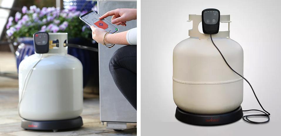 connaitre niveau gaz propane