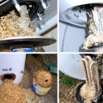 Comment nettoyer le chauffe-eau du calcaire ?