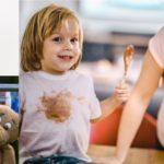 Astuces pour nettoyer les taches faites par vos enfants