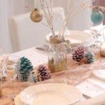 Décoration table de Noël : Nos idées chics et pas chères