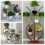 Décoration intérieure: associer les plantes et le fer forgé!
