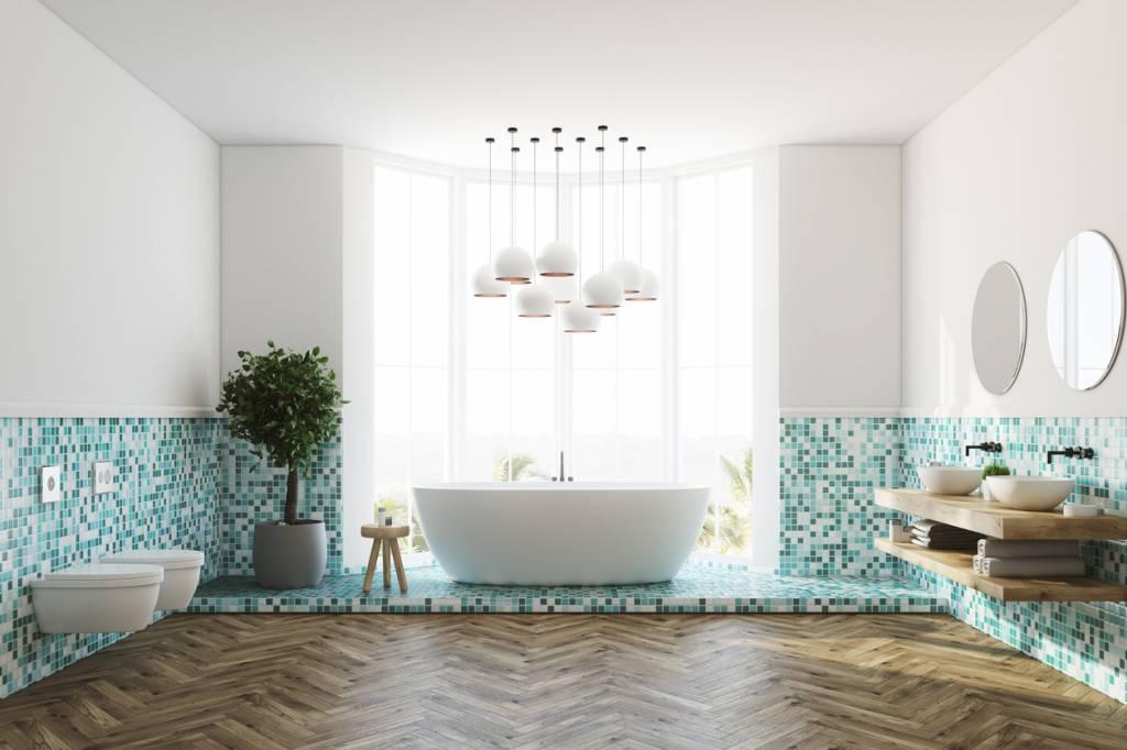 amenagement petite salle bain