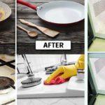 10 astuces grand-mère pour une cuisine parfaitement propre !