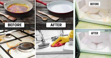 astuces nettoyage cuisine