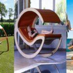 Collection des meubles parfaits pour se reposer et se relaxer