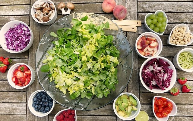 beaux légumes potager